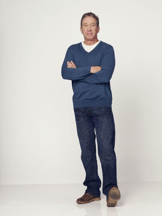 (1. Staffel) Reifen wechseln, mit Waffen hantieren, in der Wildnis überleben: Mike Baxter (Tim Allen) ist ein gestandener Mann. Doch zuhause ist er... - Bildquelle: 2011-2012 American Broadcasting Companies. All rights reserved.