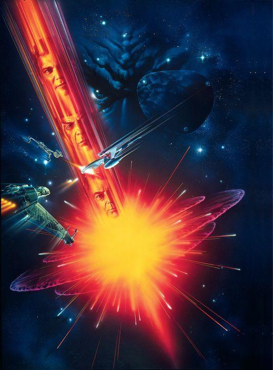 Die Klingonen sind nach Jahren des kalten Krieges endlich bereit, mit der Föderation über einen Frieden zu verhandeln. Doch plötzlich wird das kl... - Bildquelle: Paramount Pictures