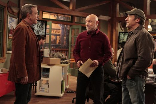 Last Man Standing - Ed (Hector Elizondo, M.) möchte, dass Mikes Bruder Jim (M...