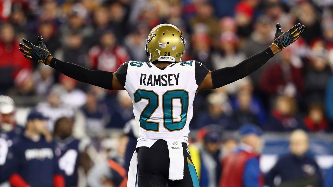 Jalen Ramsey (Cornerback) - Bildquelle: 2018 Getty Images