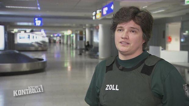 Achtung Kontrolle - Achtung Kontrolle! - Thema U.a.:schnecken Und Schrecken Am Frankfurter Flughafen