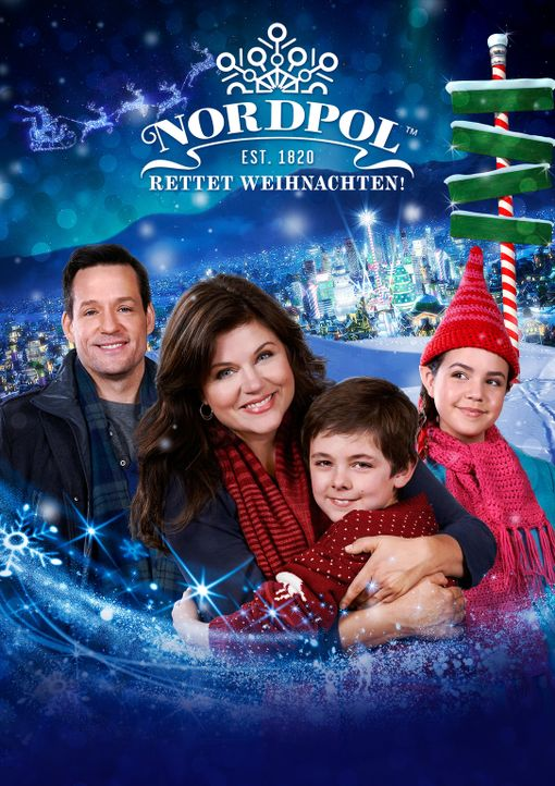 Northpole - Artwork - Bildquelle: Crown Media United States, LLC