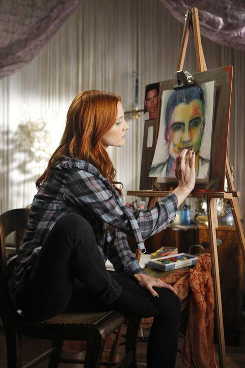 Zu viele Gefühle treiben den Menschen oft zu schrecklichen Taten - hoffentlich hat sich Violet (Ashlee Simpson), was Auggie betrifft, im Griff ... - Bildquelle: 2009 The CW Network, LLC. All rights reserved.