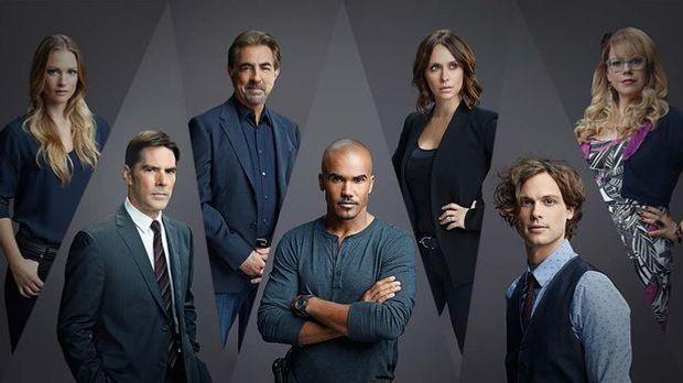 Criminal Minds: Allgemeines Bild Staffel 10