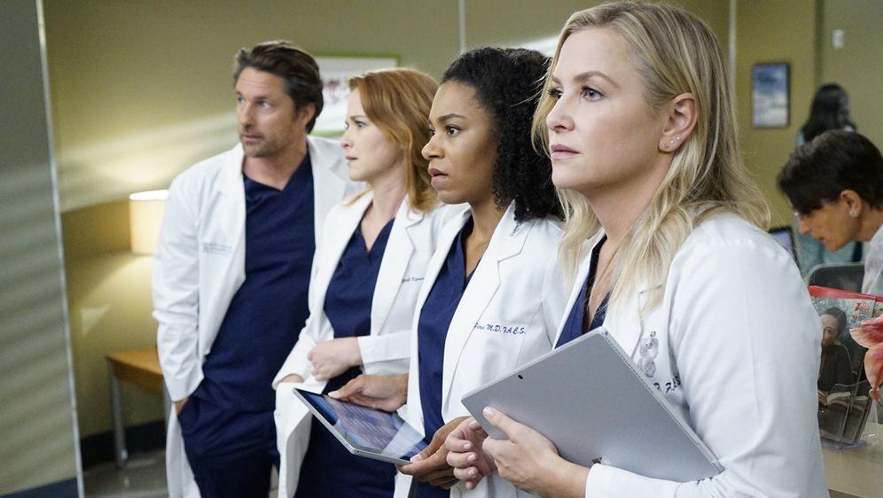 Grey\'s Anatomy - Die Minnicks-Methode (Staffel 13 Folge 7) - ProSieben