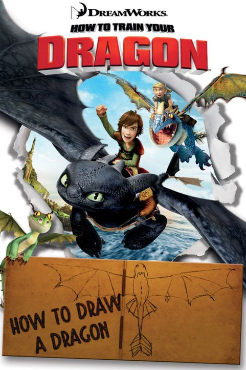 DRACHENZÄHMEN LEICHT GEMACHT - Plakatmotiv - Bildquelle: 2012 by DreamWorks Animation LLC. All rights reserved.
