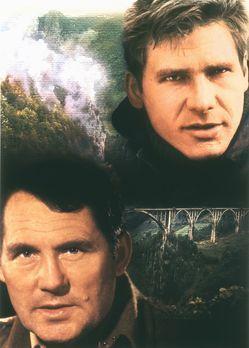 Force 10 - Die Spezialeinheit - Mallory (Robert Shaw, unten) und Barnsby (Har...