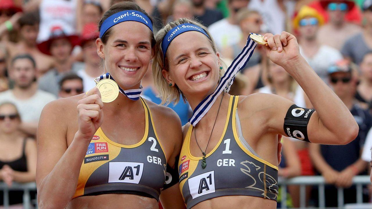 Zweimalige Europameisterin (2015, 2016) - Bildquelle: imago/Kuess