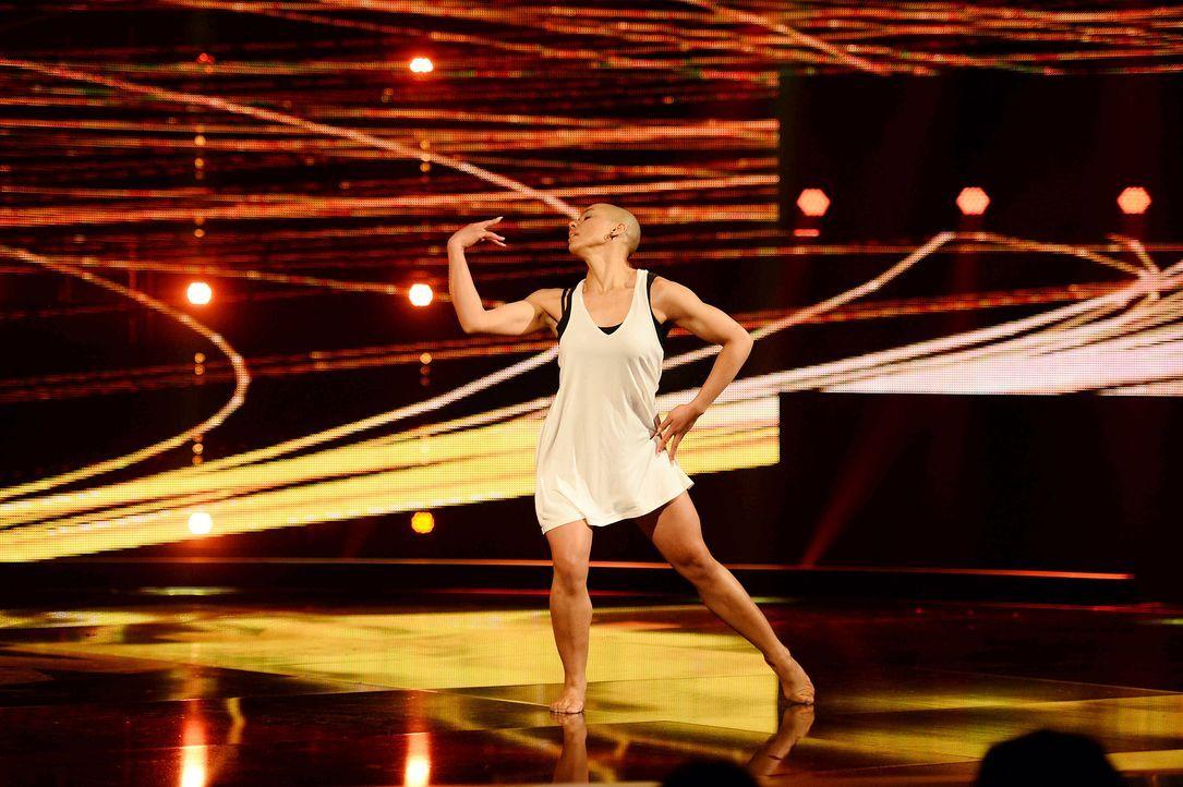 Got-To-Dance-Sarah-08-SAT1-ProSieben-Willi-Weber - Bildquelle: SAT.1/ProSieben/Willi Weber