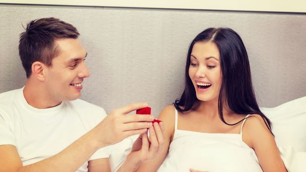 Originelle Heiratsanträge