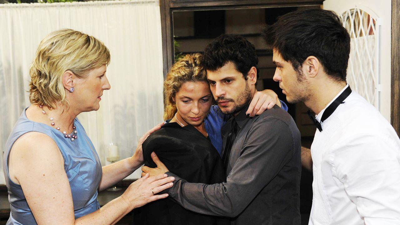 Anna-und-die-Liebe-Folge-801-05-Sat1-Oliver-Ziebe - Bildquelle: SAT.1/Oliver Ziebe