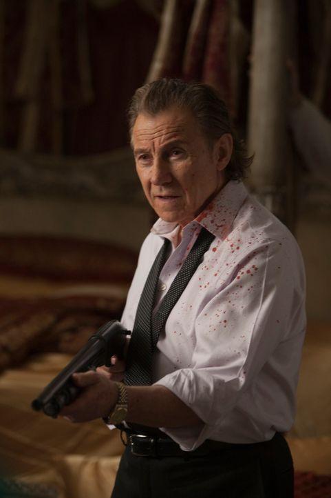 Der abgebrühte Syndikatsboss Nino (Harvey Keitel) lässt sich nicht ungestraft in die Suppe spucken ... - Bildquelle: Paramount. All Rights Reserved.