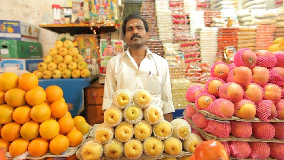 Größter Obst- und Gemüsemarkt der Welt