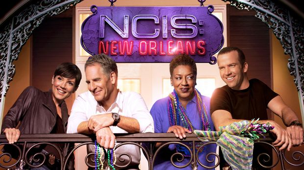 (2. Staffel) - NCIS: New Orleans: Special Agent Pride (Scott Bakula, 2.v.l.),...