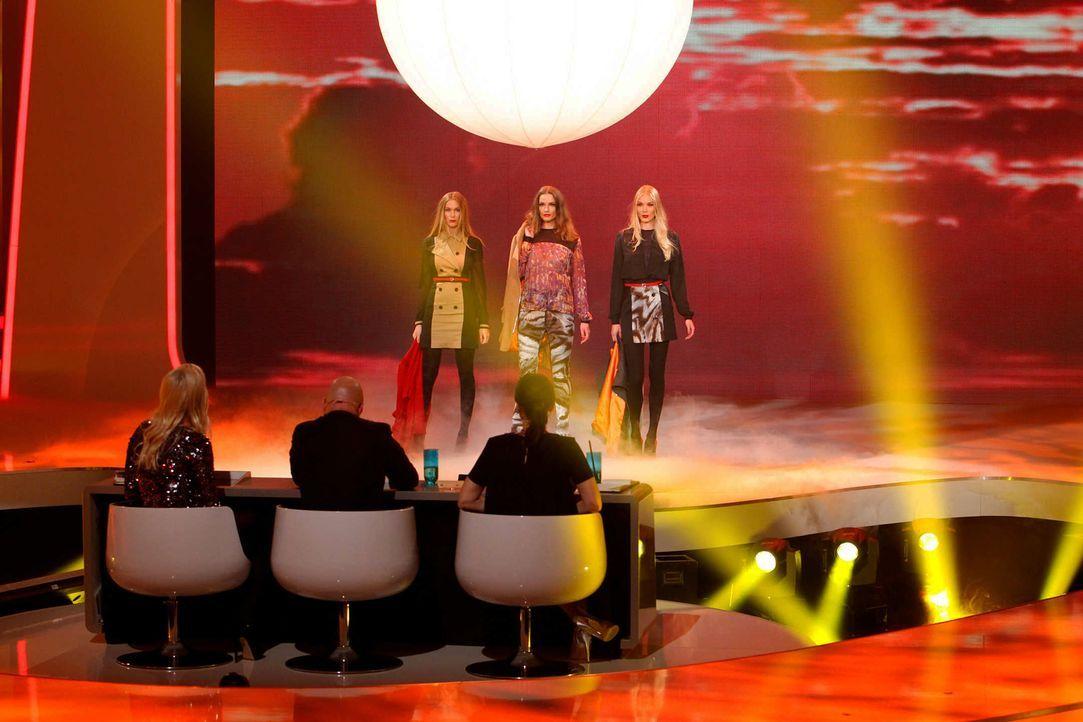 Fashion-Hero-Epi08-Show-32-Richard-Huebner-ProSieben - Bildquelle: Pro7 / Richard Hübner