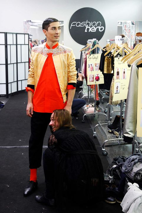 Fashion-Hero-Epi05-Atelier-70-ProSieben-Richard-Huebner - Bildquelle: Richard Huebner
