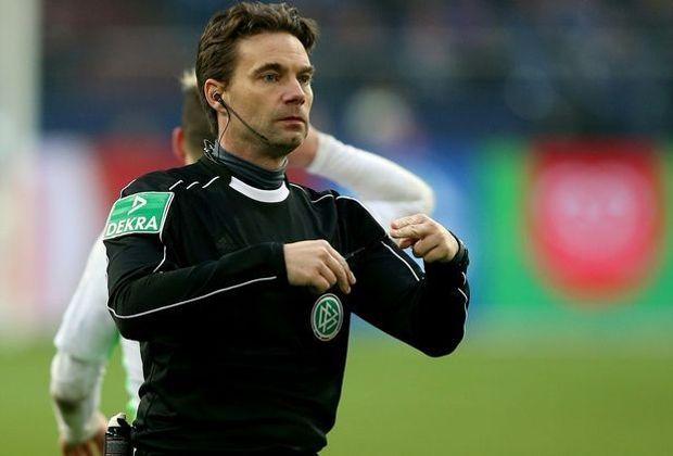 Im Fokus: Schiedsrichter Guido Winkmann
