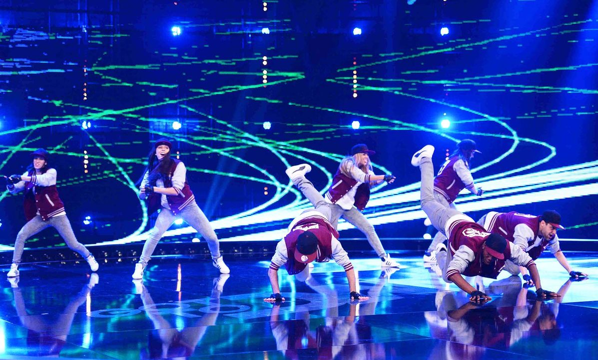 Got-To-Dance-BMB-Crew-04-SAT1-ProSieben-Willi-Weber - Bildquelle: SAT.1/ProSieben/Willi Weber