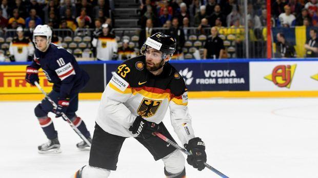 Eishockey - Deutschland Cup: Fauser sagt ab - Debütant Hungerecker nachnominiert - Ran