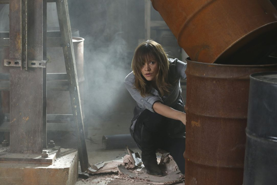 Paige (Katharine McPhee) hofft, dass sie sich immer auf Walter verlassen kann ... - Bildquelle: Sonja Flemming 2014 CBS Broadcasting, Inc. All Rights Reserved