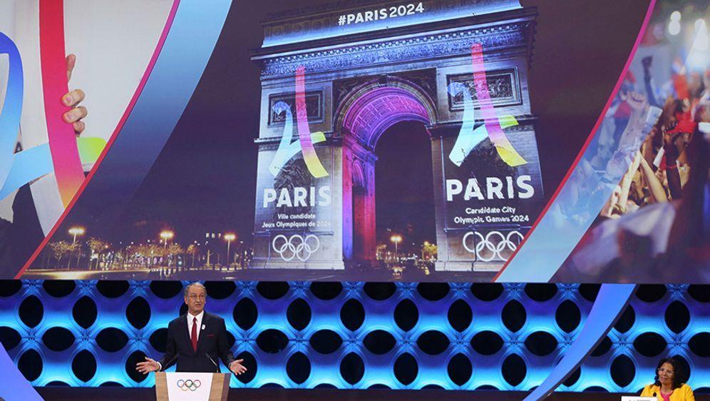 Olympische Spiele 2024 Entscheidung