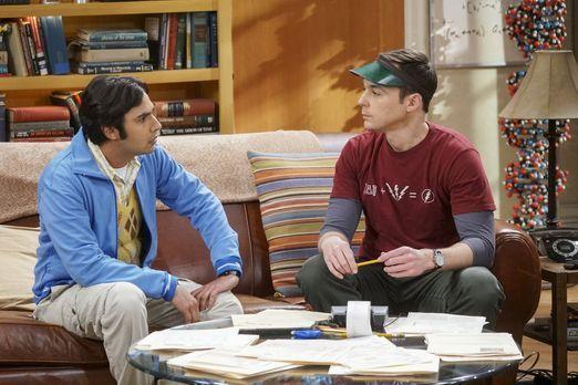 The Big Bang Theory - Die Comic-Con steht mal wieder vor der Tür und die Vorf...