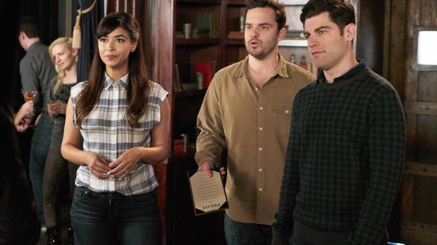 New Girl - New Girl - Staffel 5 Episode 14: 100 Meter