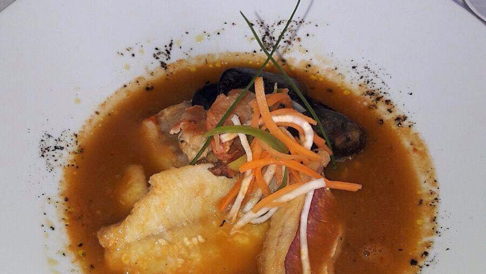 Fischsuppe - Bildquelle: kabel eins