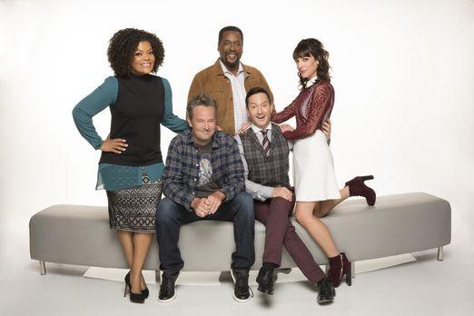 Odd Couple - (2. Staffel) - The Odd Couple: Dani (Yvette Nicole Brown, l.), O...