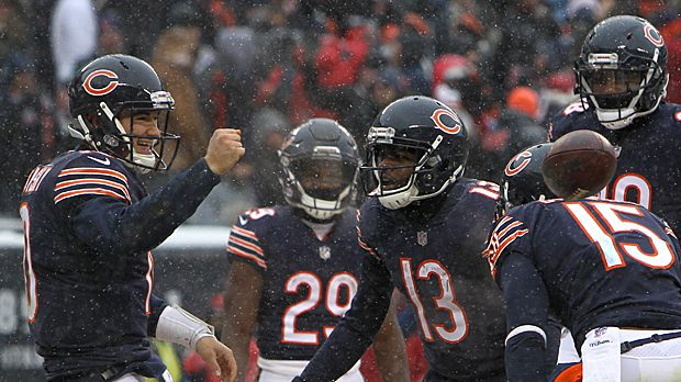 Chicago Bears - Bildquelle: 2017 Getty Images