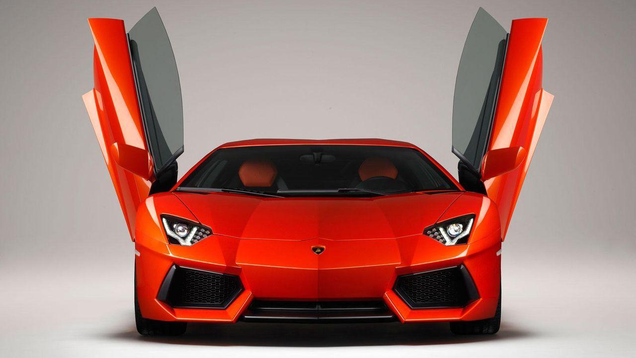 Lamborghini Aventador LP 700-4 - Bildquelle: Lamborghini