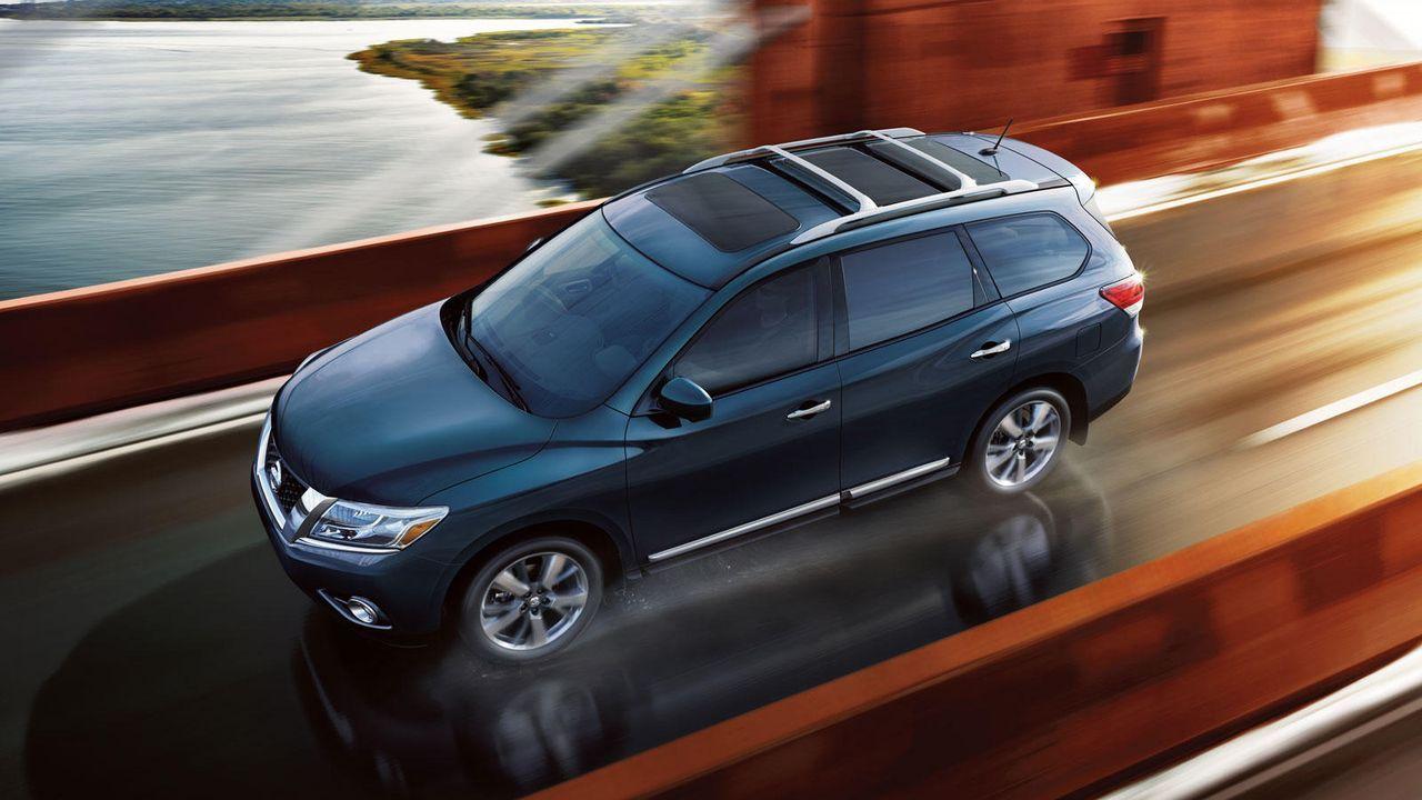 Nissan Pathfinder - Bildquelle: Nissan