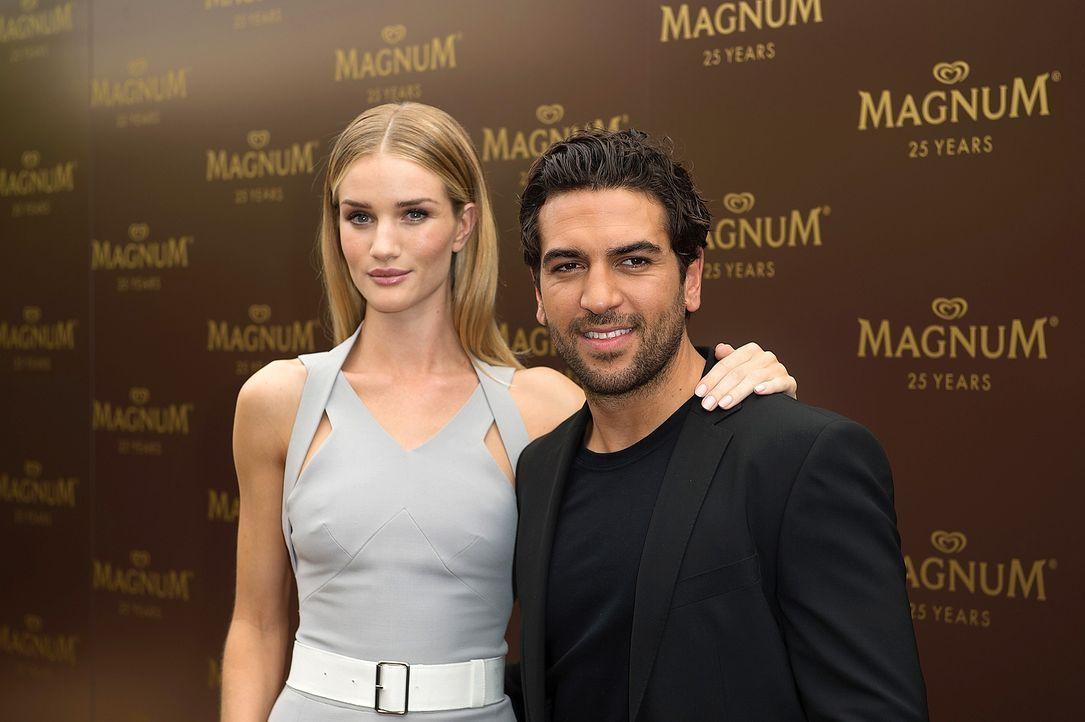 Cannes-Filmfestival-Rosie-Huntington-Whiteley-Elyas-MBarek-140520-AFP - Bildquelle: AFP