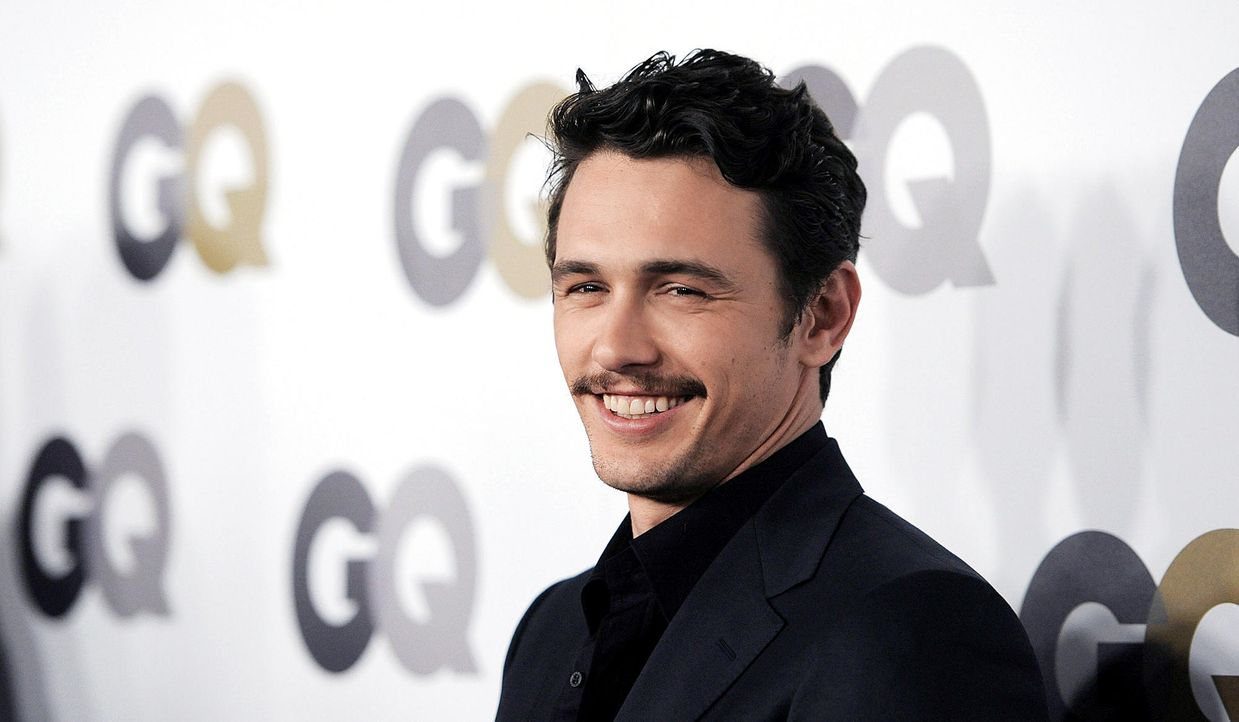 gq-men-of-the-year-james-franco-10-11-17-getty-afpjpg 2000 x 1165 - Bildquelle: getty-AFP