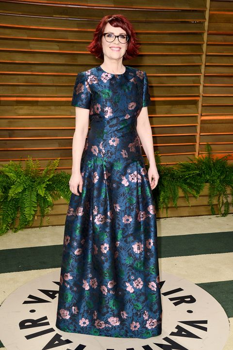 oscars-Megan-Mullally-140302-getty-AFP - Bildquelle: getty-AFP