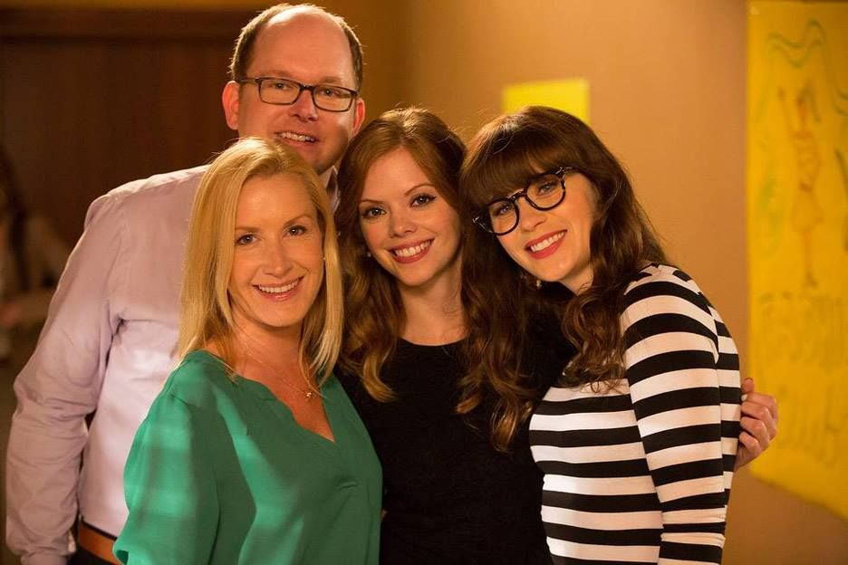 Gaststars Staffel 3: Dreama Walker, Angela Kinsey & Mark Proksch