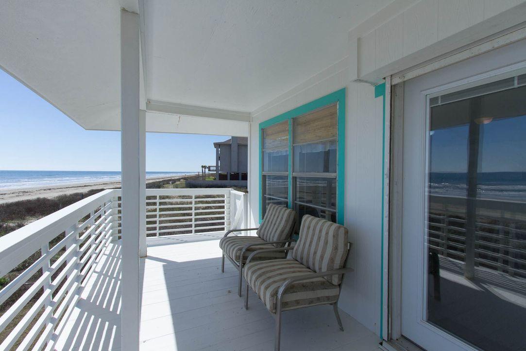 Maklerin Cheryl Smith sucht für die Familie Johnson die perfekte Immobilie am Strand von Galveston ... - Bildquelle: 2013,HGTV/Scripps Networks, LLC. All Rights Reserved