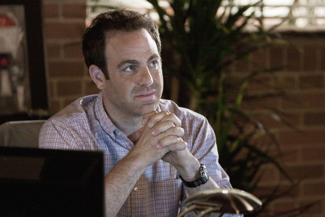 Fasst einen folgenschweren Entschluss: Cooper (Paul Adelstein) ... - Bildquelle: ABC Studios