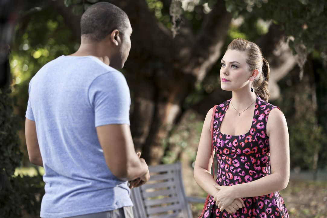 Hart of Dixie: Staffelfinale, Annabeth und Lavon - Bildquelle: Warner Bros. Entertainment, Inc.