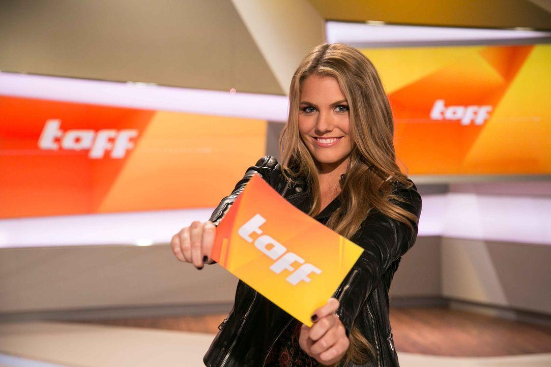 Verstärkung für das Moderatoren-Team von taff: Viviane Geppert geht am 11. Januar 2016 zum ersten Mal im ProSieben-Magazin on Air ... - Bildquelle: Benedikt Müller ProSieben