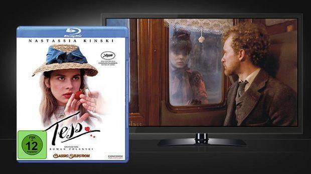 "Roman Polanskis ""Tess"" mit Nastassja Kinski - Szenenbild und Blu-ra..."