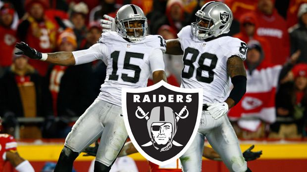 Oakland Raiders - Bildquelle: 2016 Getty Images, Wikipedia
