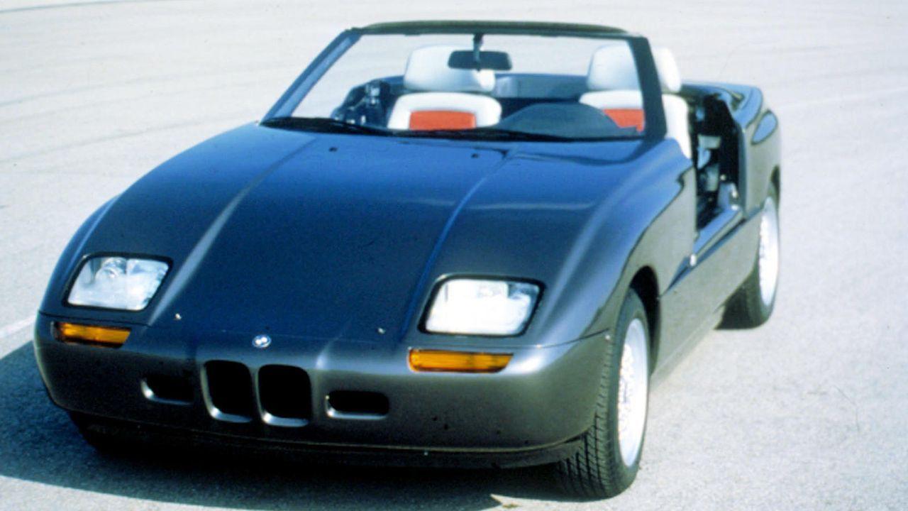 BMW Z1 - Bildquelle: dpa