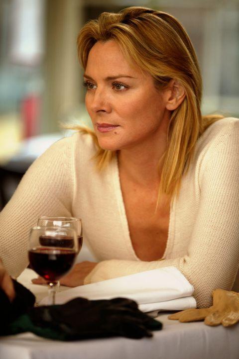 Auf Samantha (Kim Cattrall) wartet eine überaus schwierige Zeit ... - Bildquelle: Paramount Pictures