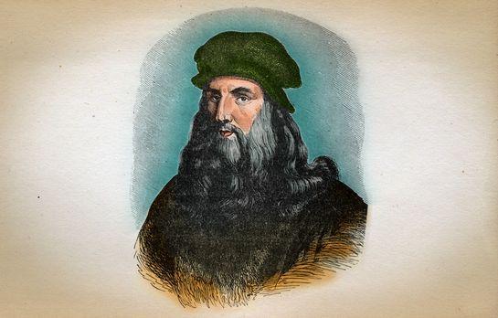 Seit über 500 Jahren beeinflusst Leonardo da Vincis Werk und Wirken noch imme...
