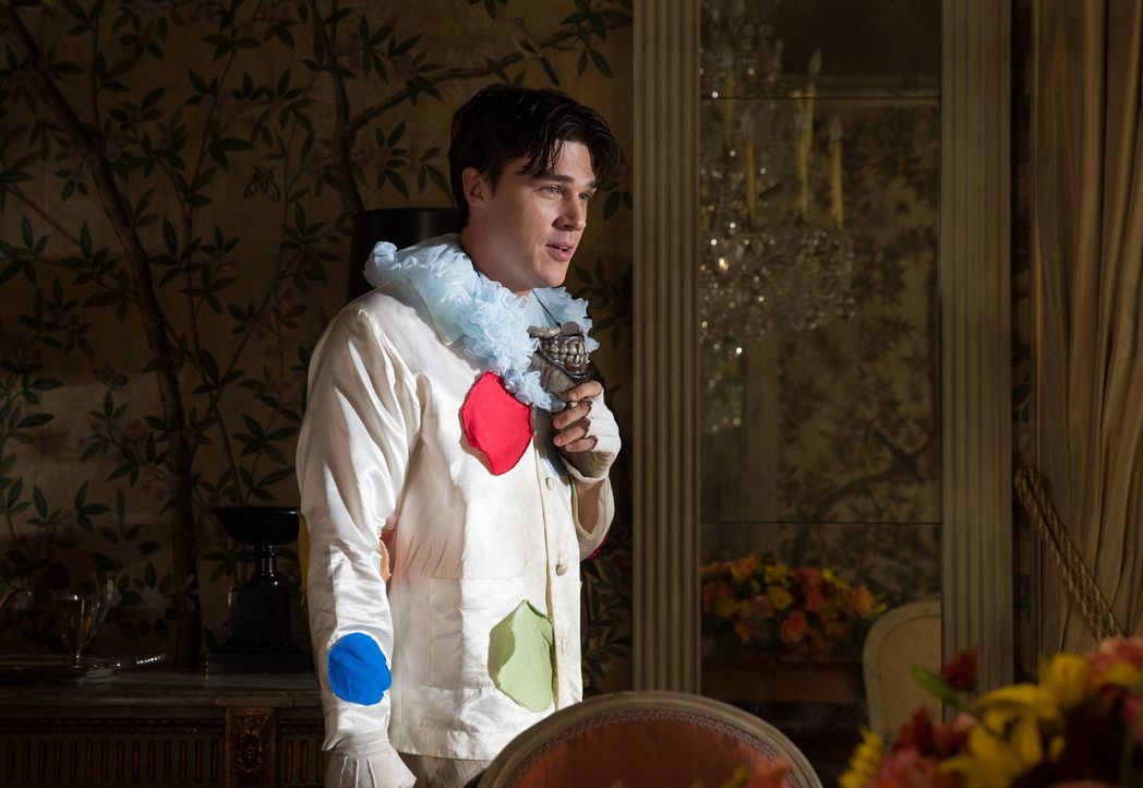 Maggie und Jimmy machen Bekanntschaft mit Dandys (Finn Wittrock) Freund, dem Clown ... - Bildquelle: 2014-2015 Fox and its related entities. All rights reserved.
