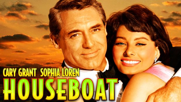 Hausboot - Artwork © TM   2003 BY PARAMOUNT PICTURES CORPORATION. All Rights...