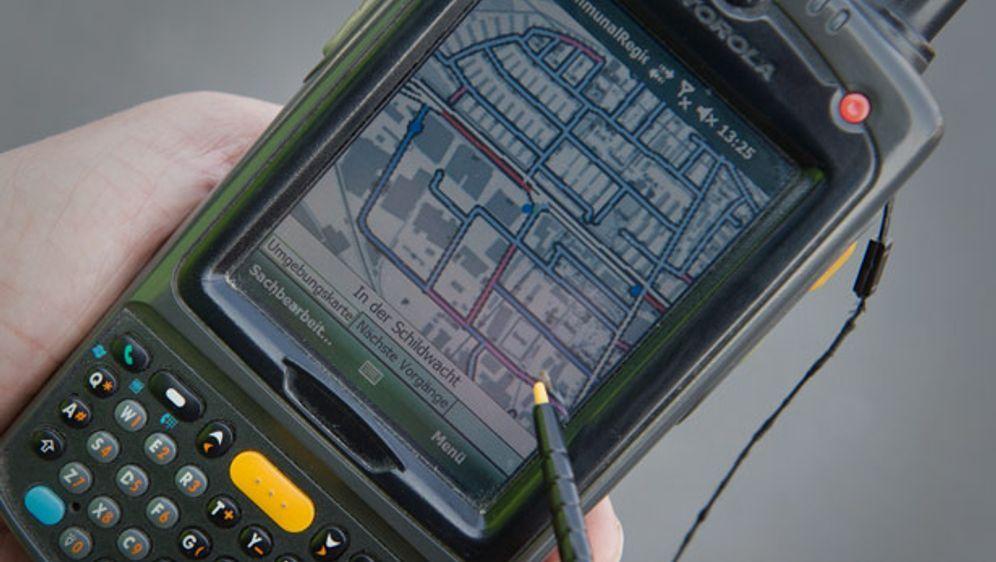 Verfolgt unsere Redakteure via GPS-Tracking