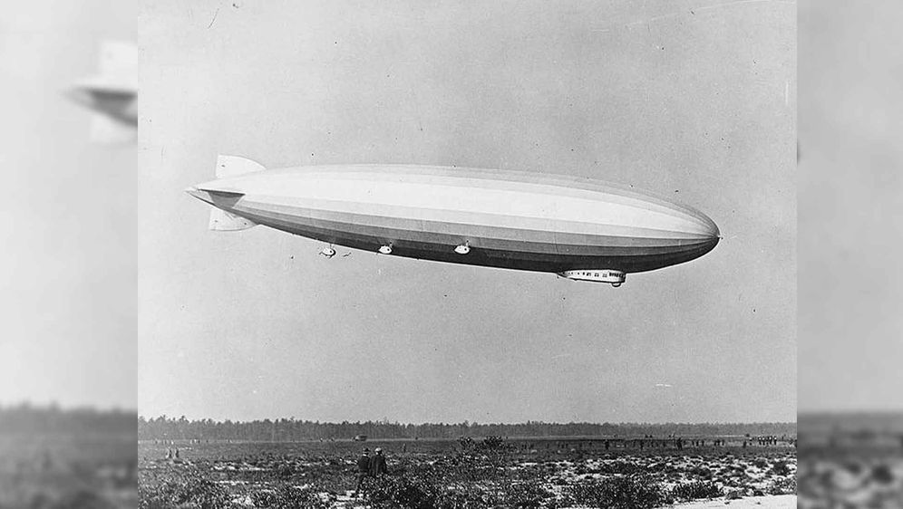 Die Geschichte des Zeppelins: Vom Heißluftballon zum Kriegsschiff