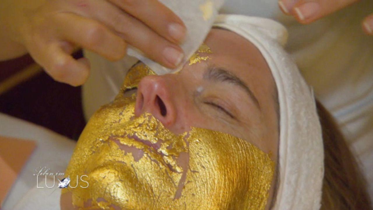 """Pures Gold: Im Luxushotel """"Mardan Palace"""" in Antalya ist wirklich alles Gold, was glänzt ... - Bildquelle: Sat.1 Gold"""